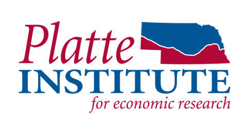 Platte Institute logo