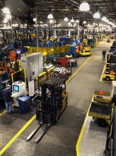 Caterpillar Enlists Tennecos Seward Plant To Improve Supply Chain