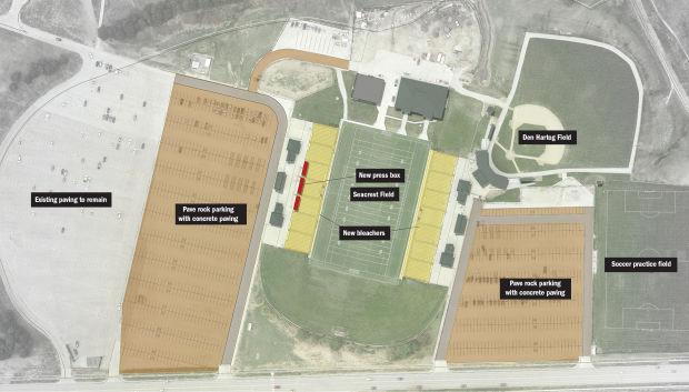 Seacrest Field renovations