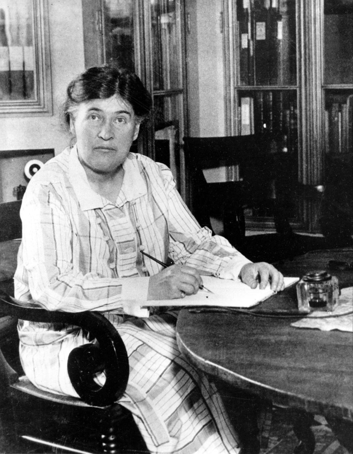 1. Willa Cather