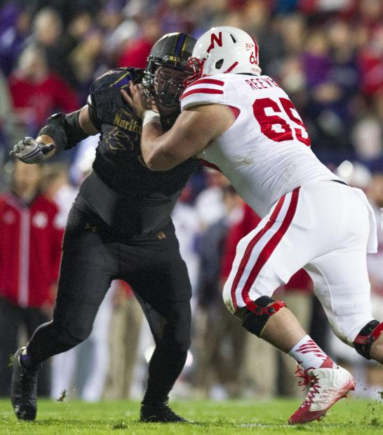 Nebraska vs. Northwestern, 10.18.14