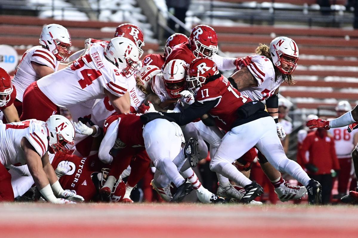 Nebraska vs. Rutgers, 12.18