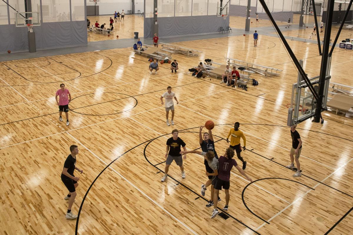 Kinetic Sports Complex, 7.16