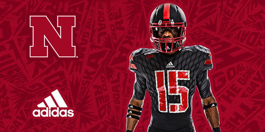 The University of Nebraska and adidas unveiled the new Primeknit Husker  Bold alternative football uniforms Thursday 43c47eef4