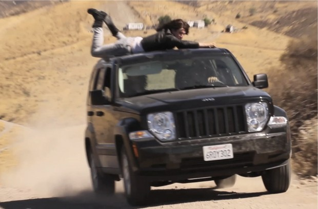 Stuntwoman 2