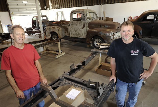 Code 504 targets guys with a passion for building street rods