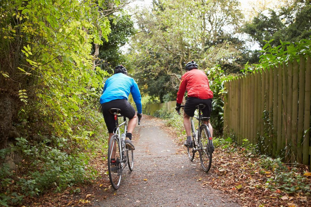 Senior Cyclists