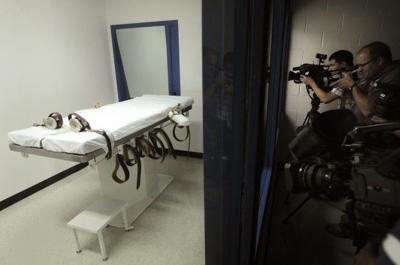Nebraska lethal injection