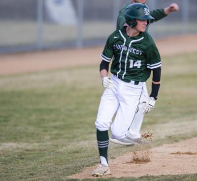 Baseball, Southeast vs. Southwest, 3.26