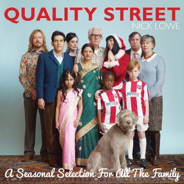 nick lowe cd - Best Christmas Cd