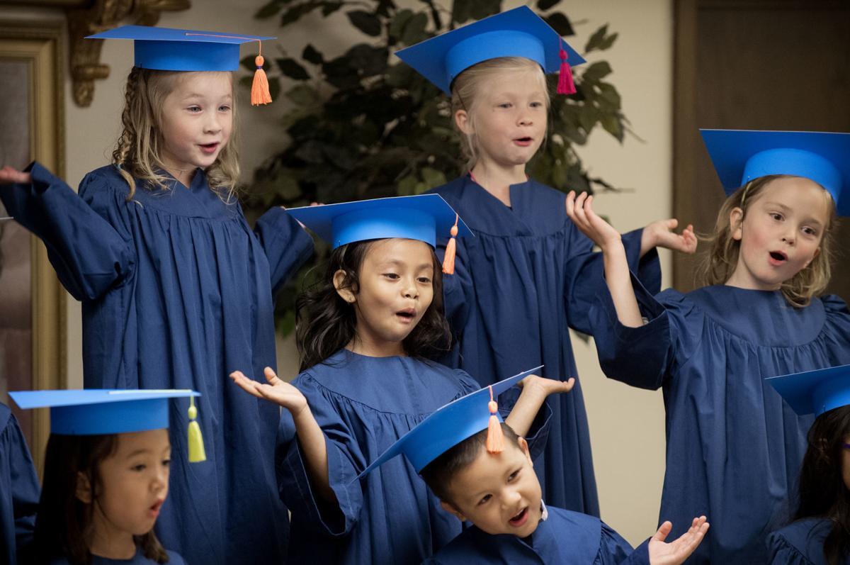 St. Mary's Kindergarten Graduation, 5.22