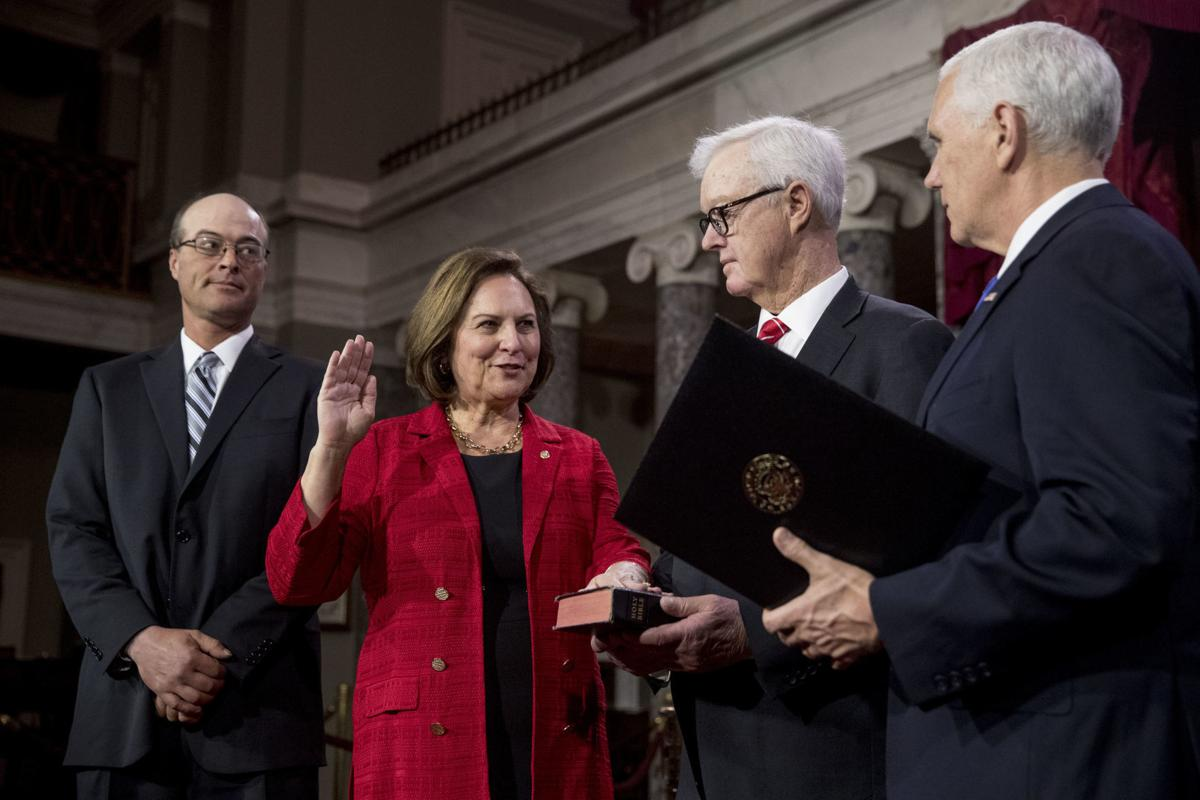 New Congress, Deb Fischer