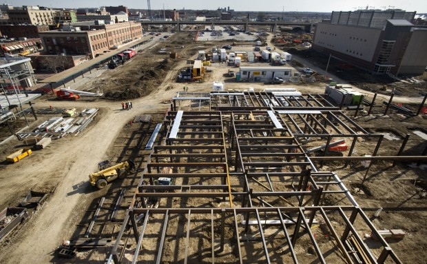 Buy Now. The view south from Canopy Lofts ... & Photos: View from atop the Canopy Lofts | Photo galleries ...