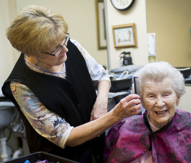 Carol The Hairdresser