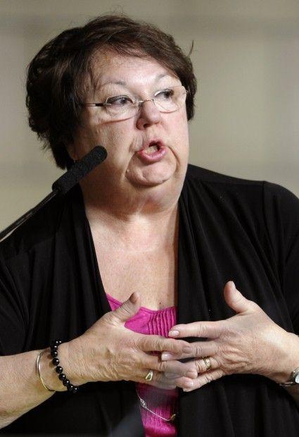 Sen. Kathy Campbell