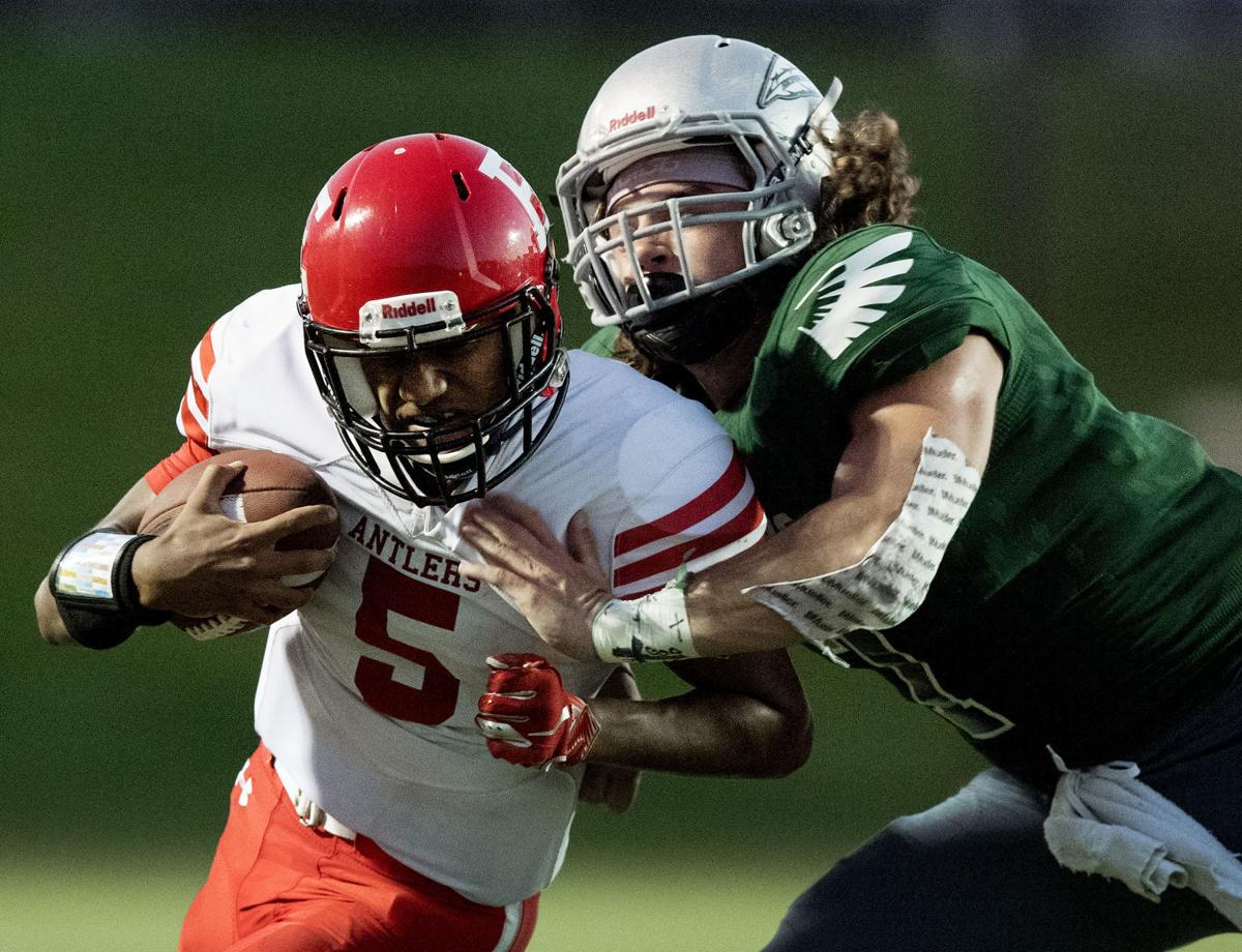 Elkhorn vs. Lincoln Southwest, prep football, 9.13.18