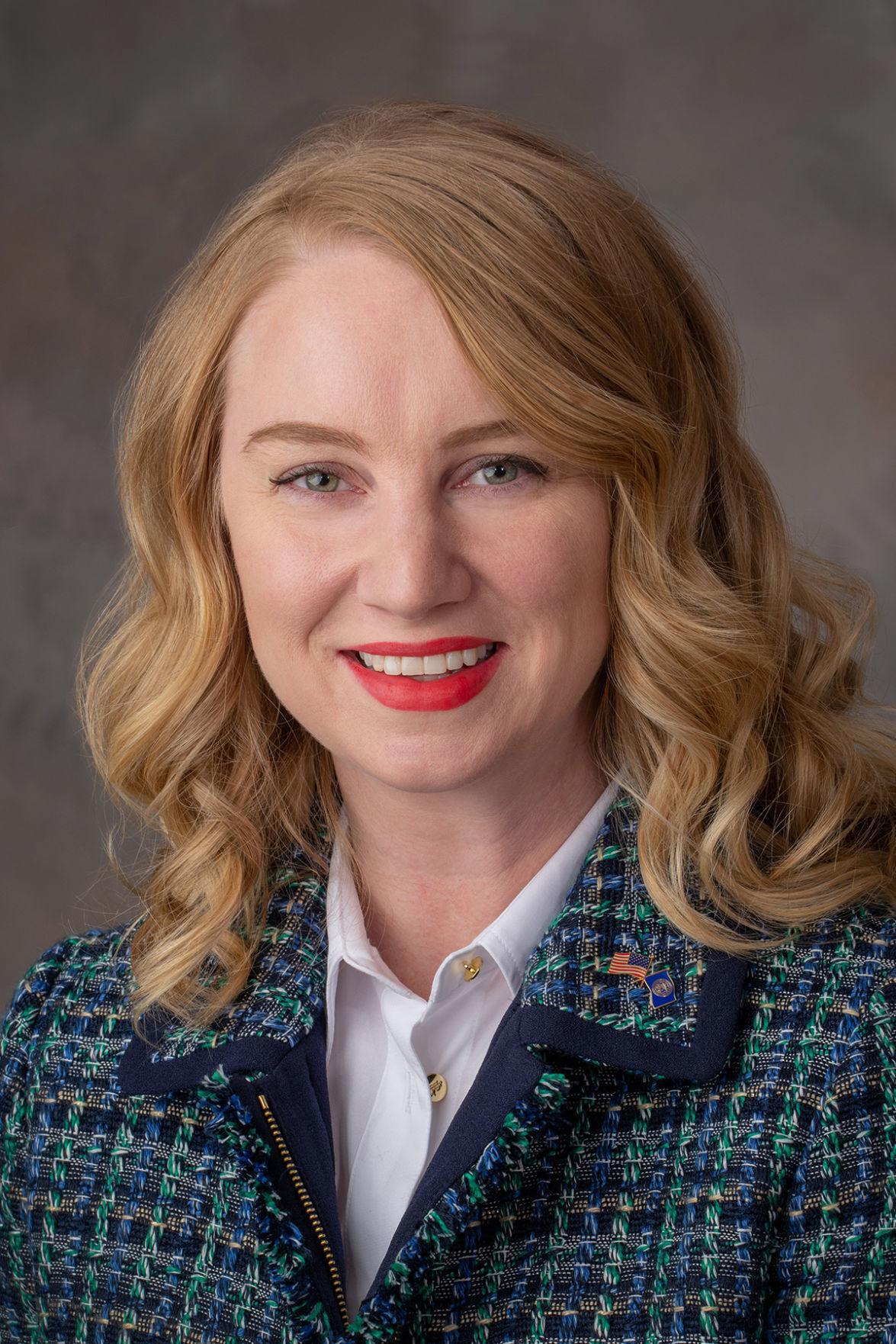 State Sen. Megan Hunt