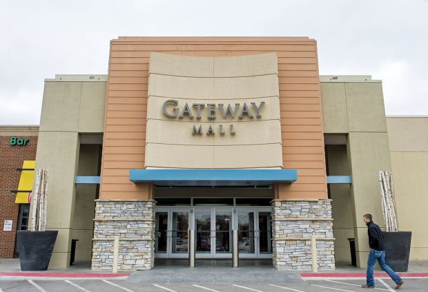 Gateway Mall entrance