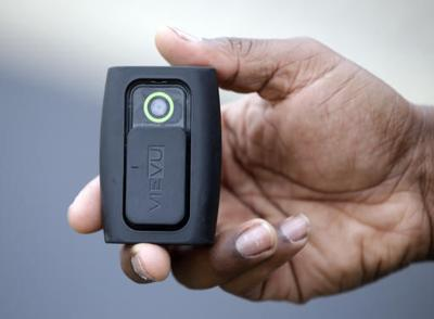 Some police departments shelve body cameras, cite data costs