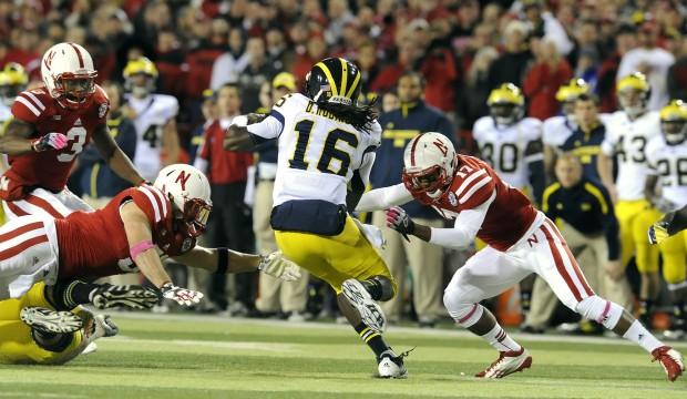 Michigan vs. Nebraska, 10.27.12