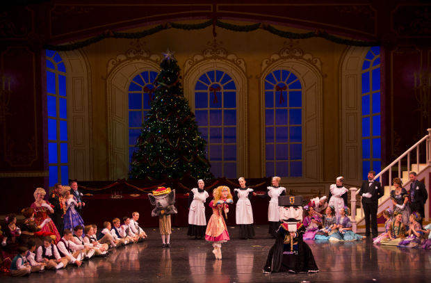 The Nutcracker at The Lied Center - Photo galleries ...