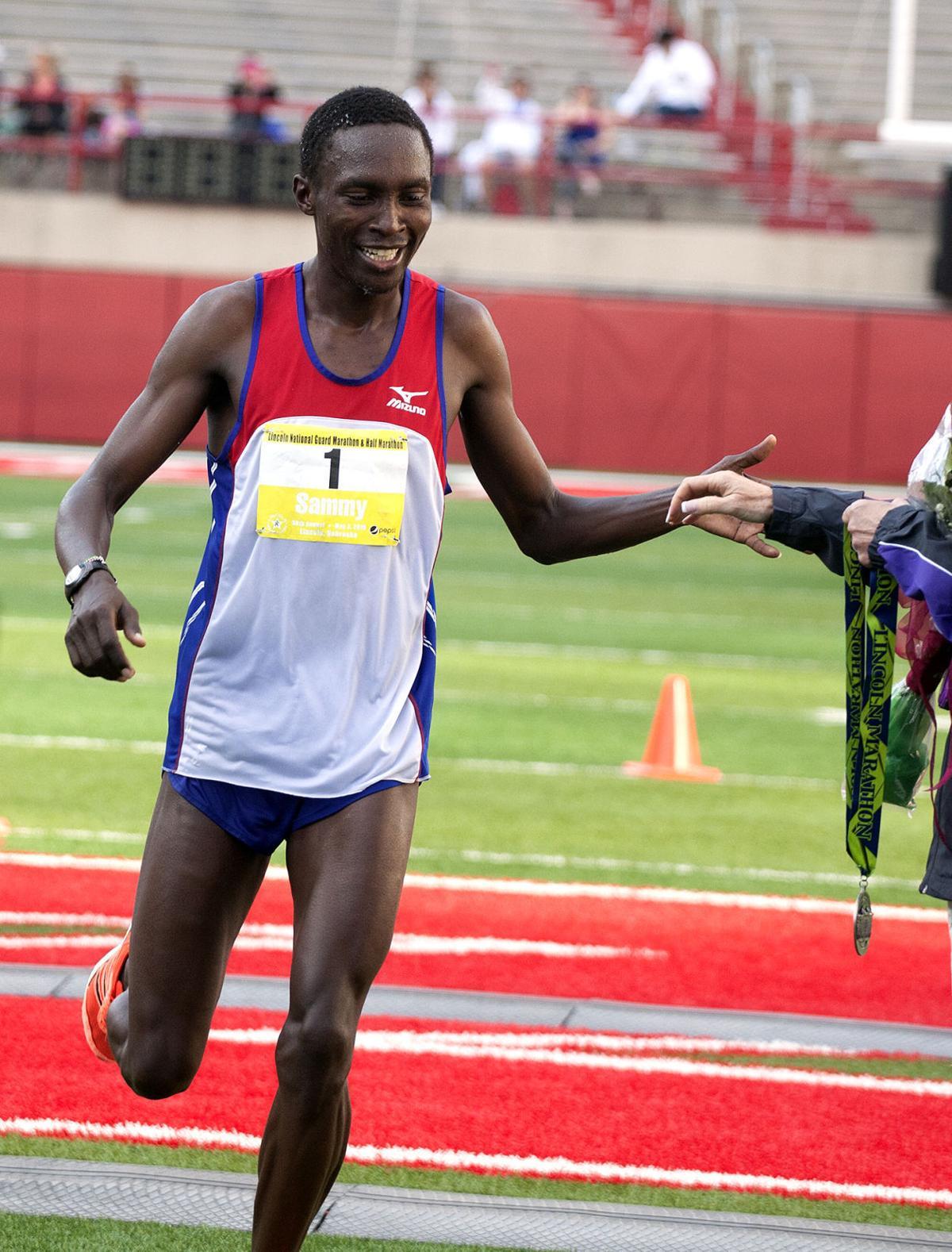Lincoln Marathon, 5.3.2015