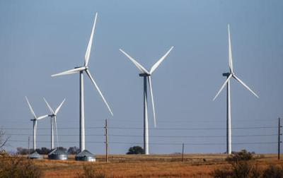 GOP states benefiting from shift to wind and solar energy