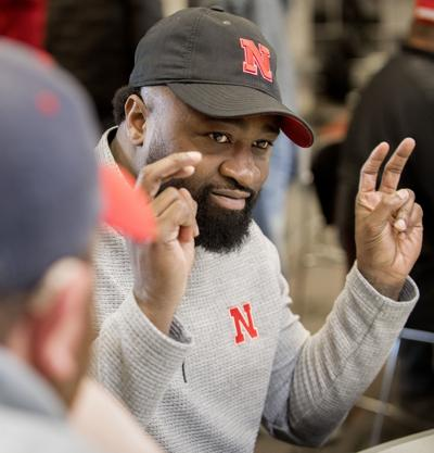 Huskers coaches news conferences, 3.2