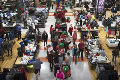 Thursday Shopping, 11.23.2017