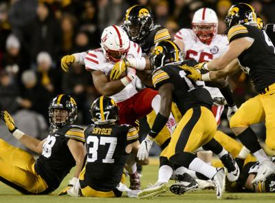 Nebraska vs. Iowa, 11/25