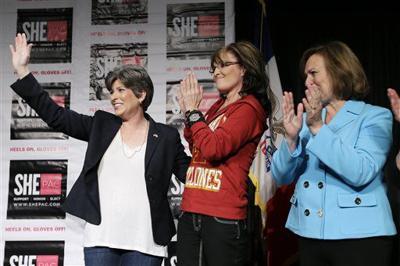 Palin: Iowa Sen. Joni Ernst unlike any other