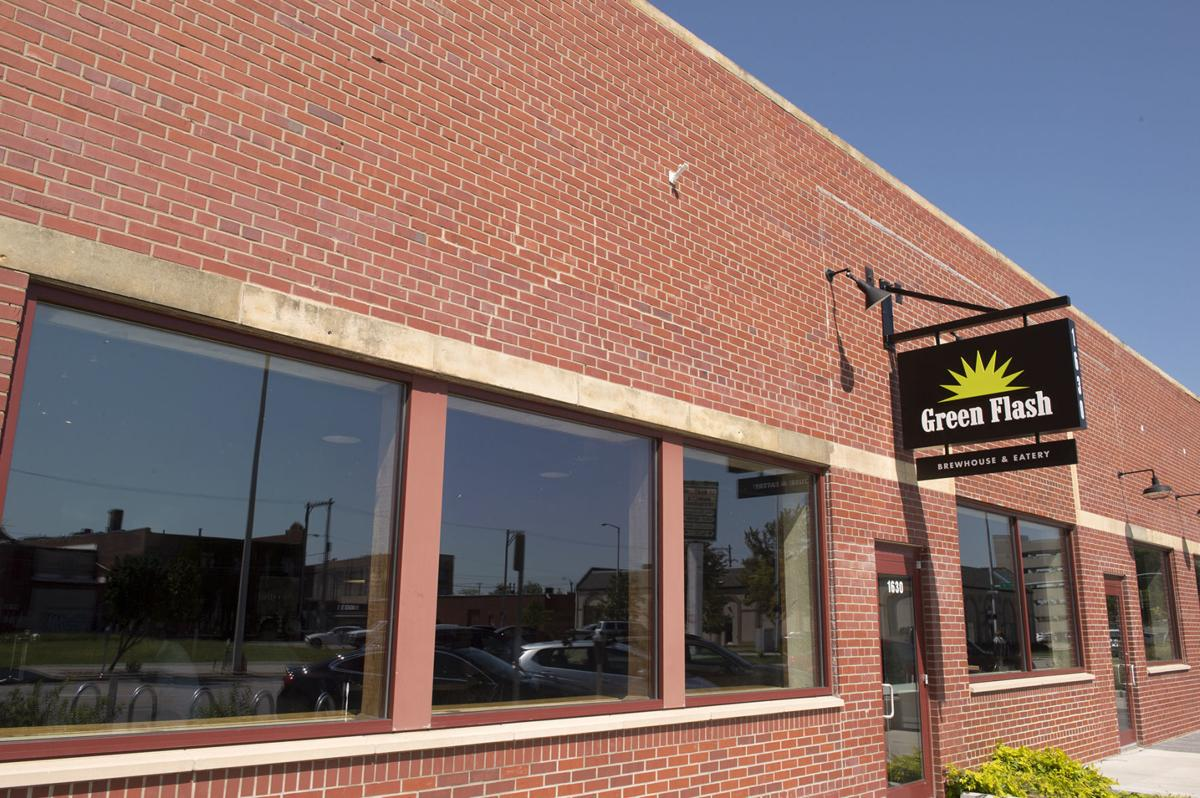 Green Flash Brewhouse and Eatery