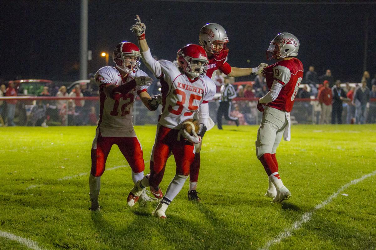 Norfolk Catholic vs. Bishop Neumann, C-1 playoffs, 11.6.15