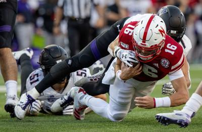 Northwestern vs. Nebraska, 10.5