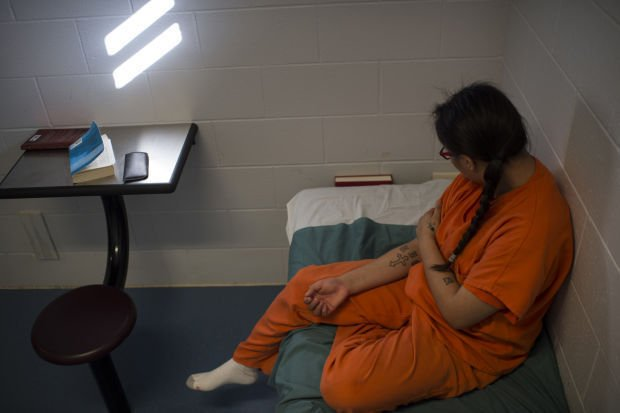 Jailed Native American Youth Languish In Detention