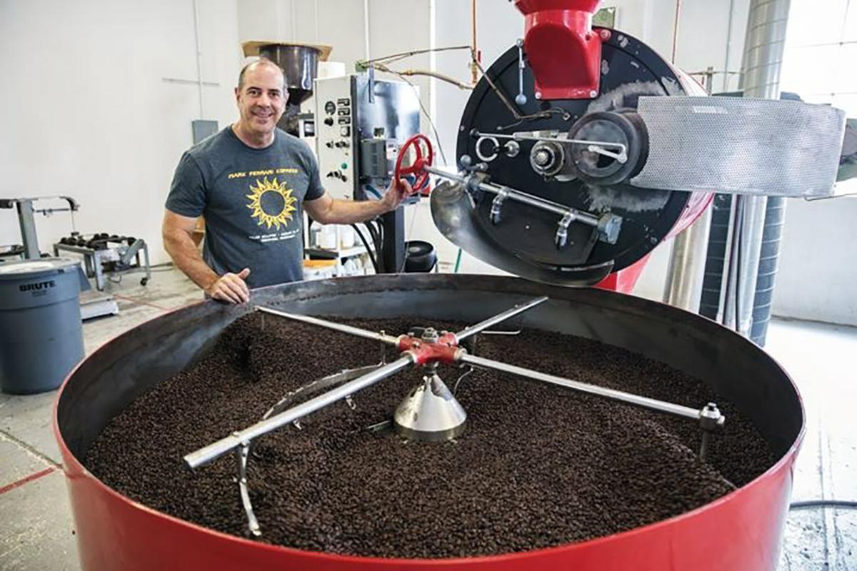 Mark Ferrari Specialty Coffees