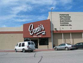 Ernie's Store Front