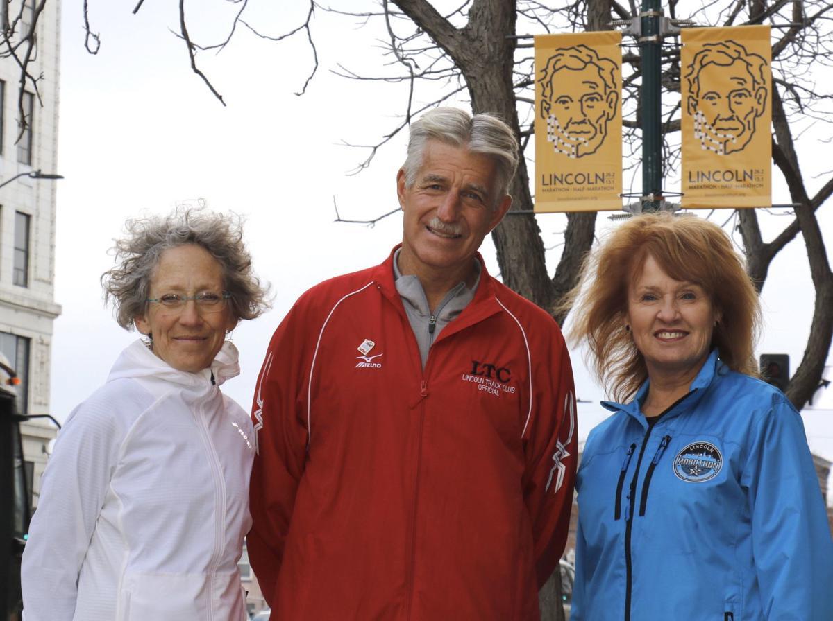 Ann Ringlein, Glen Moss, Nancy Sutton Moss