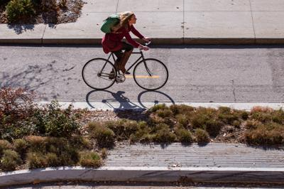 Bike lane, 11.16