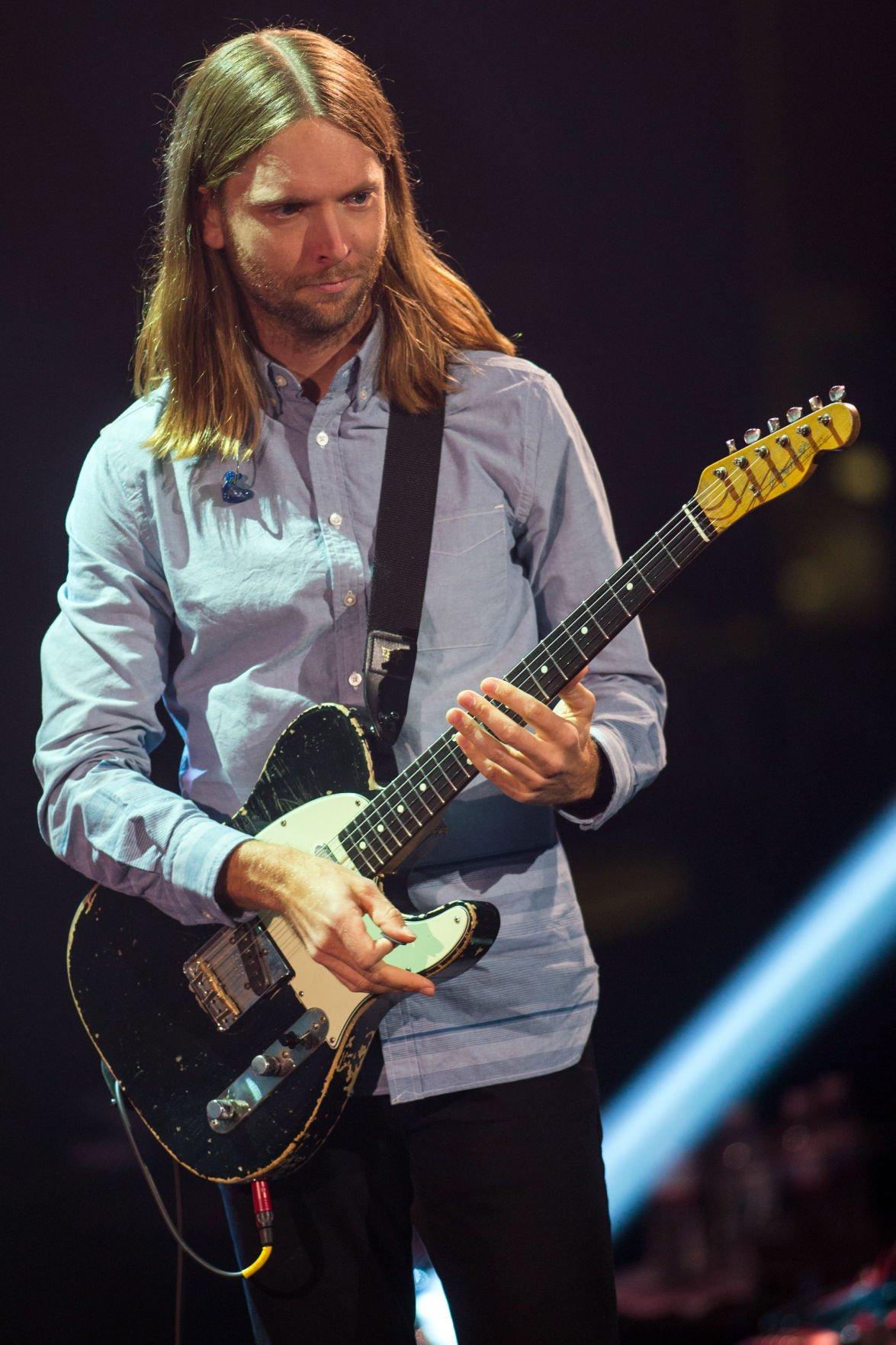 Maroon 5u0027s James Valentine Back In Lincoln For Concert