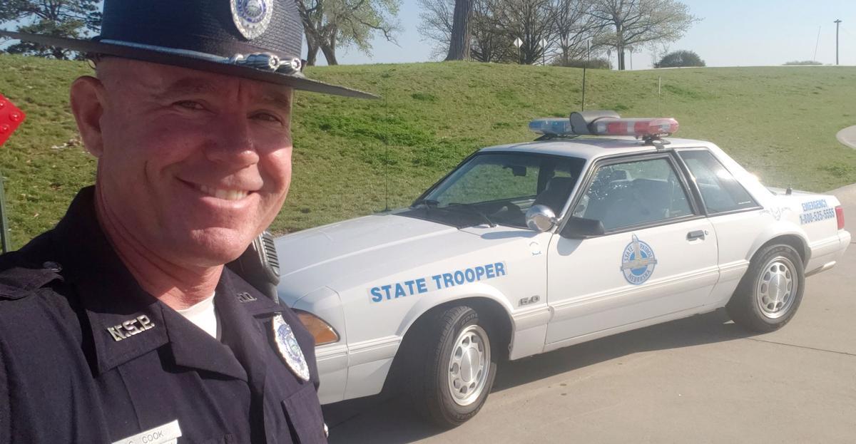 nebraska state police car