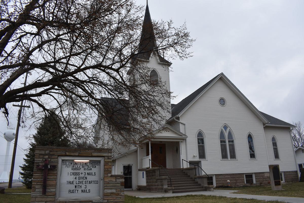 Clatonia church