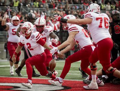 Nebraska vs. Ohio State, college football, 11.3.18