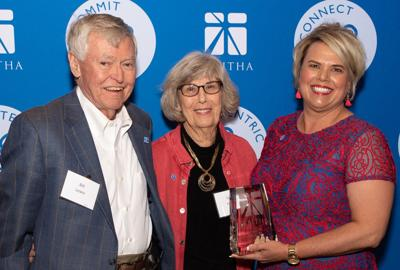 Bill and Judy Lewis, Christie Hinrichs