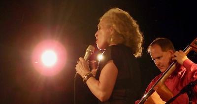 Jackie Allen and Hans Sturm
