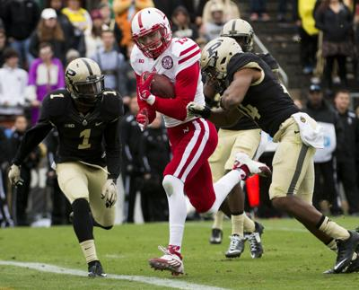 Nebraska vs. Purdue, 10.31.15