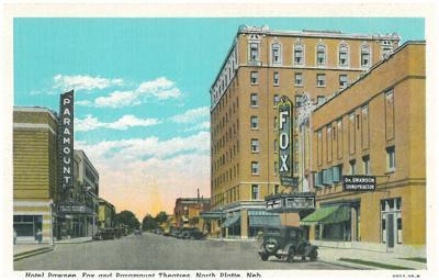 Jim Mckee Neville Left Mark On Buildings North Platte