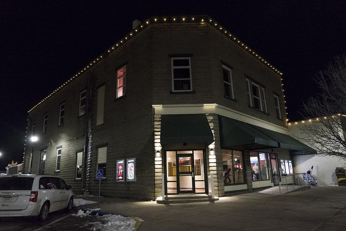 The Fox Theater holds its grand opening in Cozad's historic Allen's Opera House