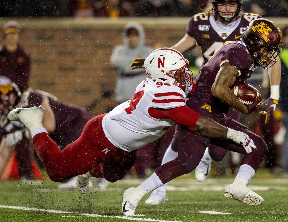 Nebraska vs. Minnesota, 10.12
