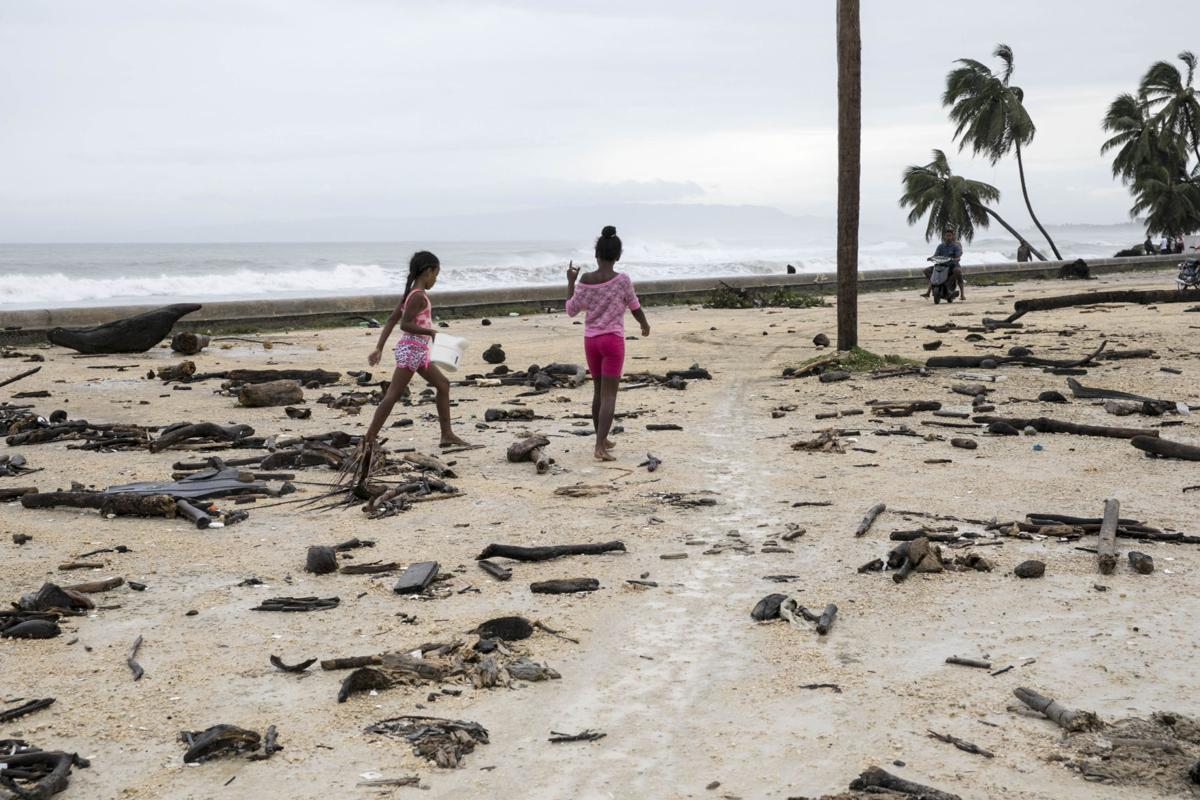 Photos As Irma Spins Cuba Evacuates Floridians Empty S National News Journalstar
